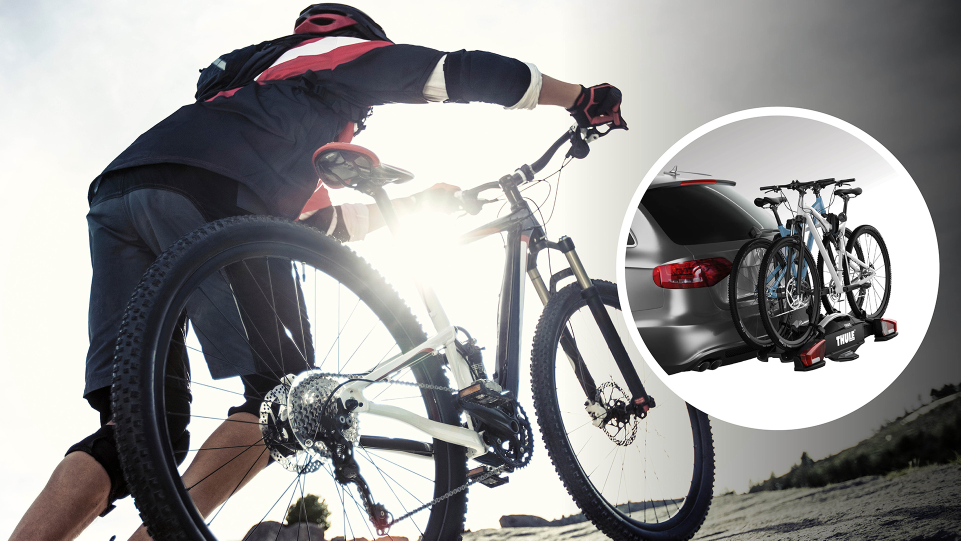 Ta med dina cyklar överallt