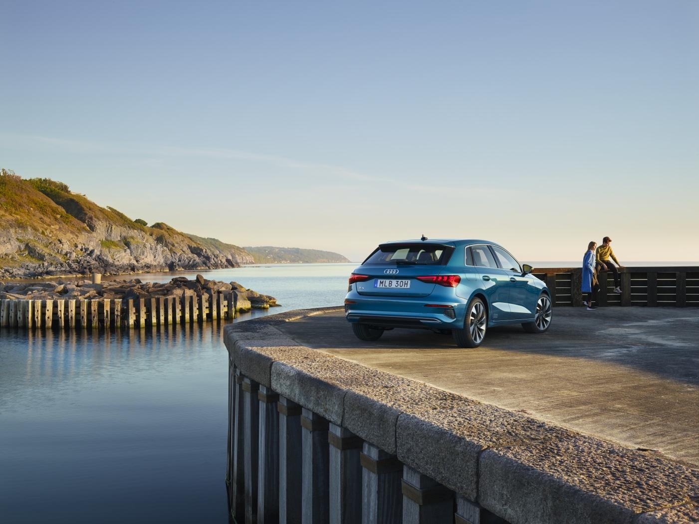 Privatleasa drömmen idag. Audi A3 Sportback.